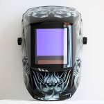 Antra-AH7-860-6218-Solar-Power-Auto-Darkening-Welding-Helmet-AntFi-X60-8-Jumbo-Viewing-Size-378X35-Variable-Shade-45-99-13-with-Grinding-Feature-Extra-lens-cover-Good-for-Arc-Tig-Mig-Plasma-CSA-ANSI-C-0-1