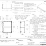 BUD-Industries-NBB-22253-Style-B-Plastic-NEMA-Box-with-Solid-Indoor-19-6364-Length-x-14-58-Width-x-7-2732-Height-Light-Gray-Finish-0-0