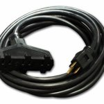 Black-123-Triple-Tap-Stinger-Extension-Cord-Your-Name-or-Company-Printed-on-Cord-0