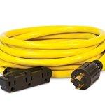 Champion-Power-Equipment-48034-30-Amp-Power-Cord-for-125-volt-Generator-25-Feet-0
