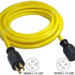 Conntek-20591-Generator-Extension-Cord-25-Foot-104-20-Amp-125250-Volt-4-Prong-Eextension-Cord-0-1