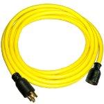 Conntek-20601-25-Foot-104-30-Amp-125250-Volt-4-Prong-L14-30-Transfer-Switch-CordGenerator-Extension-Cord-0
