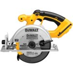 DEWALT-Bare-Tool-DC390B-6-12-Inch-18-Volt-Cordless-Circular-Saw-Tool-Only-No-Battery-0
