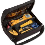 Fluke-Networks-11290000-Electrical-Contractor-Telecom-Kit-I-with-TS30-Telephone-Test-Set-0