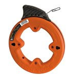 Klein-Tools-25-Feet-Depth-finder-High-Strength-18-Inch-Wide-Steel-Fish-Tape-0