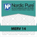 Nordic-Pure-20x20x1M14-6-Pleated-AC-Furnace-Air-Filter-Box-of-6-0