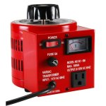 Parts-Express-5A-Variac-Variable-AC-Power-Transformer-0-130-VAC-0