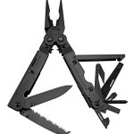 SOG-Specialty-Knives-Tools-B66N-CP-PowerAssist-Multi-Tool-with-Assisted-Steel-Blades-and-Nylon-Sheath-16-Tools-Combined-Black-Oxide-Finish-0