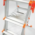 Select-Step-5-Feet-to-8-Feet-300-Pound-Duty-Rating-Adjustable-Step-ladder-0-0