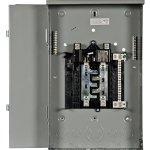 Siemens-8-Space-16-Circuit-200-Amp-Main-Breaker-Outdoor-trailer-panel-Load-Center-Copper-Bus-Bars-0