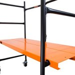 WEN-31105-500-lb-Capacity-Collapsible-Rolling-Scaffolding-0-1