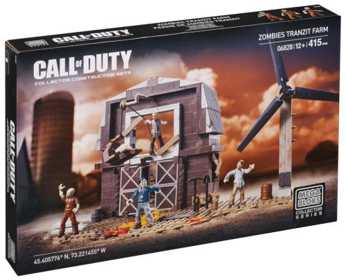 Call of Duty Tranzit Farm Comaco Toys