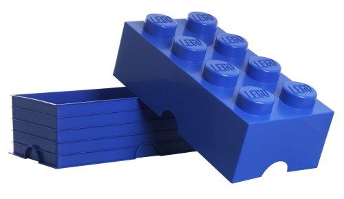 Lego Blue Storage Brick Comaco Toys