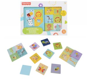 Fisher Price Animal Memory Game Comaco Toys Direct