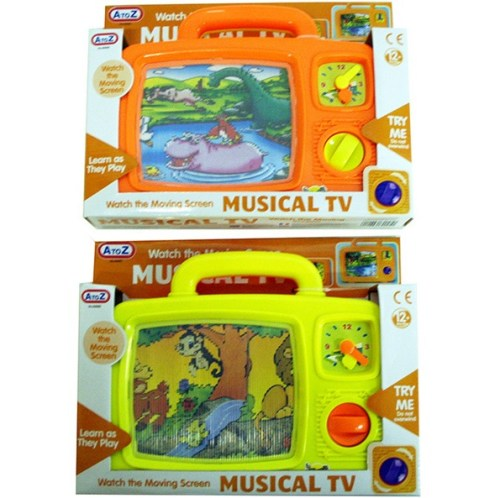 Wind up Musical TV 62005