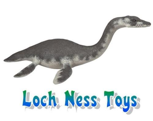 plesiosaur Loch Ness Toys