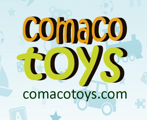 Comaco Toys Logo