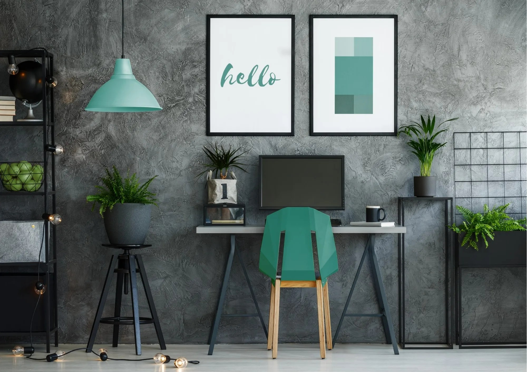 Best Small Home Office Decor Ideas On A Budget Online Triggers
