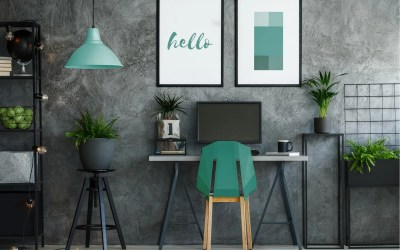Best Small & Home Office Decor Ideas on a Budget