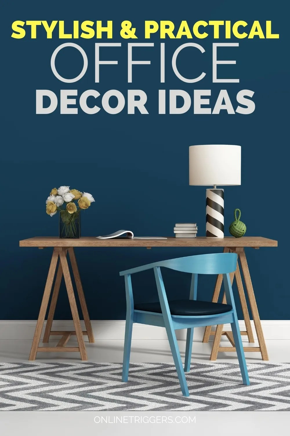 small and home office decor ideas on a budget