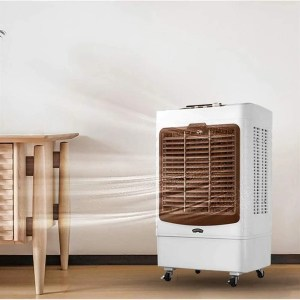 Stylish and Portable home office air conditioning.