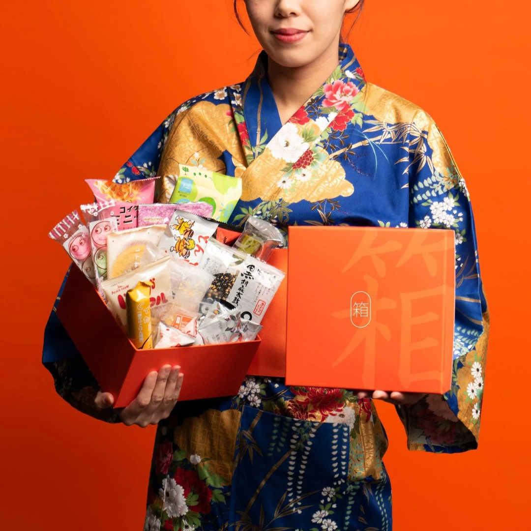 Bokksu Japanese corporate gifts - best business gifts