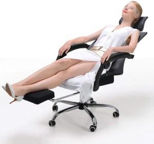 Hbada Ergonomic Office Recliner Chair