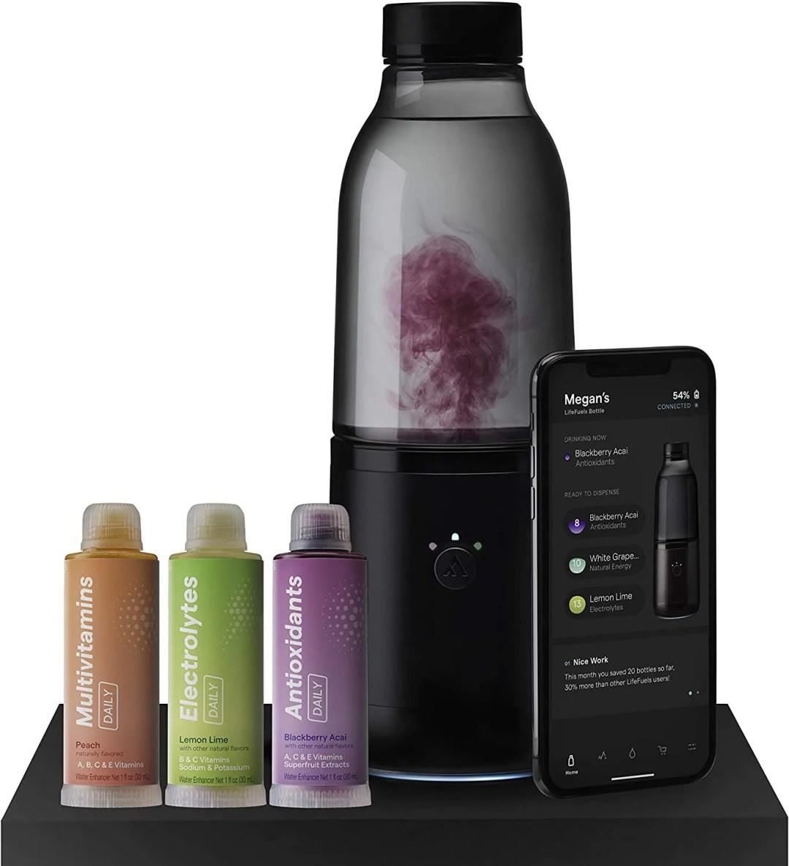 LifeFuels Smart Bottle - best business gift ideas
