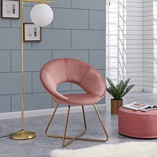 Modern Accent Velvet Chairs - office chairs