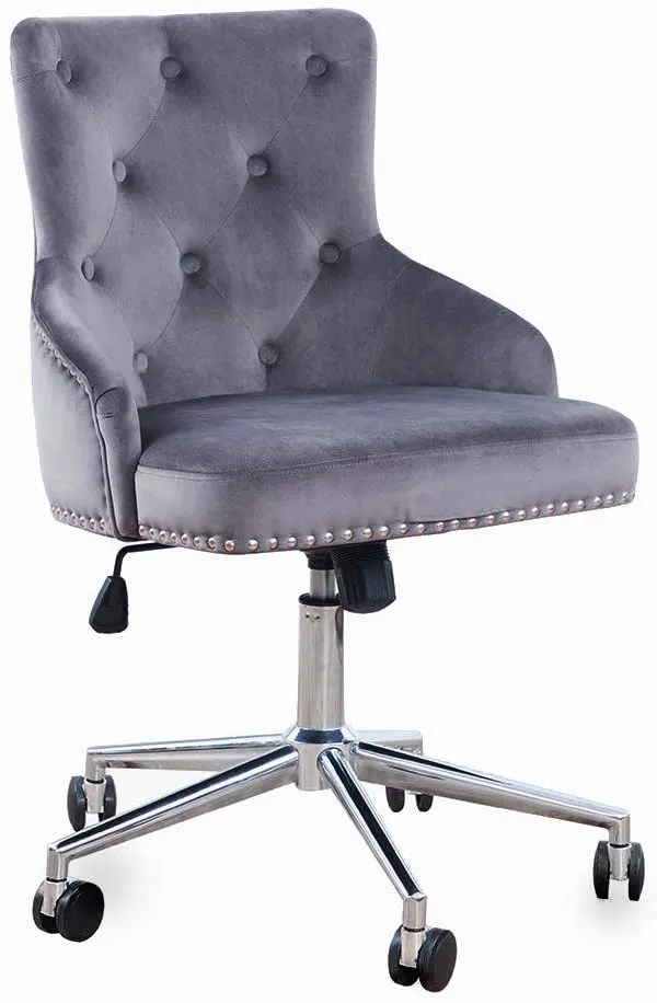 Office Chair with High Back, Modern Design