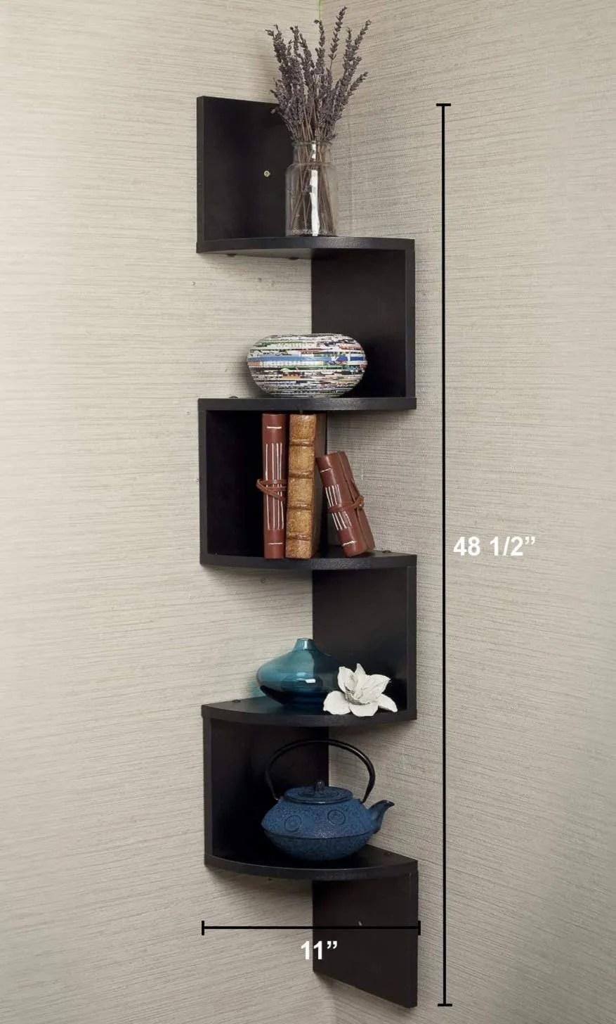 Wall Mount Corner - home office decor ideas