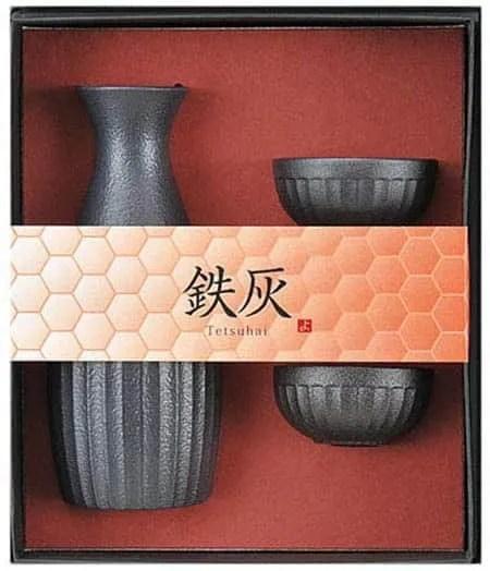 TETSUHAI Japanese Ceramics SAKE Set Made in Japan