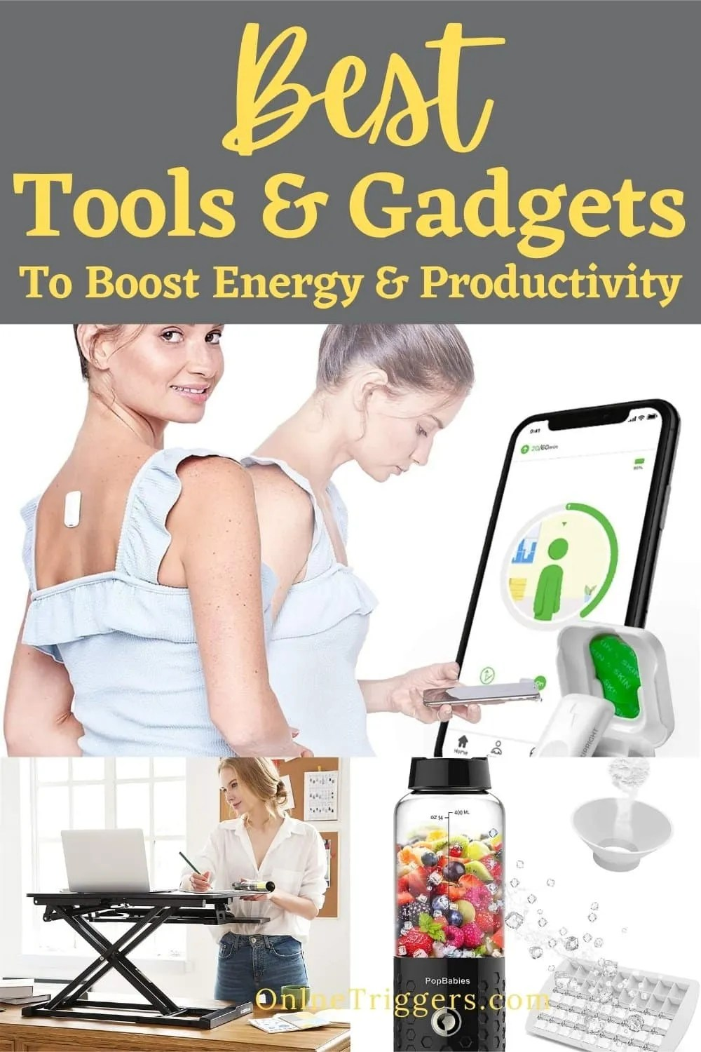 best gadgets to boost energy