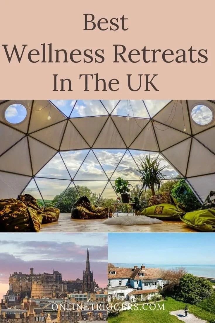 best wellness retreats in the uk