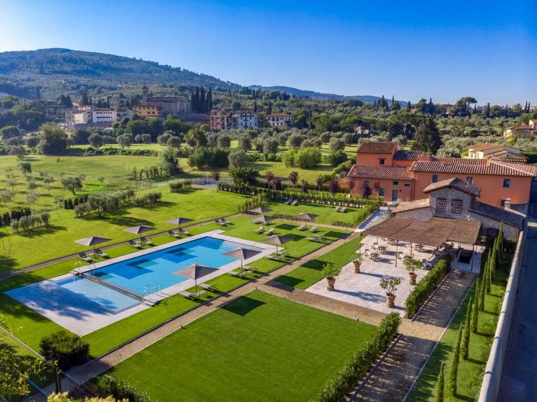 Villa La Massa - best luxury hotels near Florence, Italy