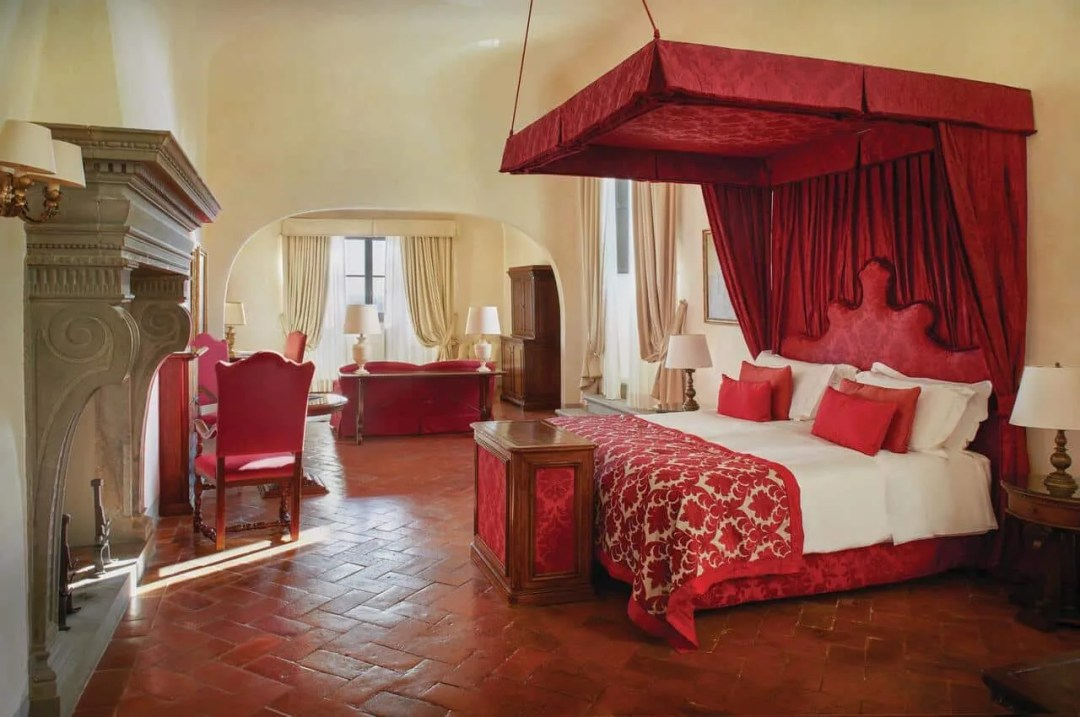 Villa San Michele, A Belmond Hotel, Florence - top 10 5-star hotels in Florence Italy
