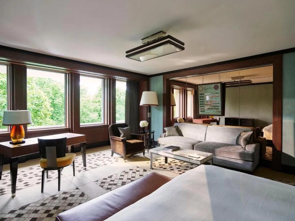 45 Park Lane - Dorchester Collection - 5-star luxury hotel near Hyde Park Corner, central London