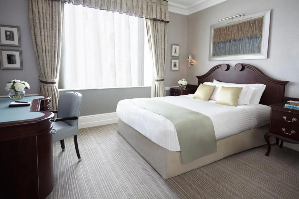 The Connaught - 5-star luxury hotel in Mayfair, central London