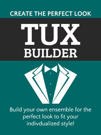 Online Tuxedo Rentals -Custom Tuxedo Builder