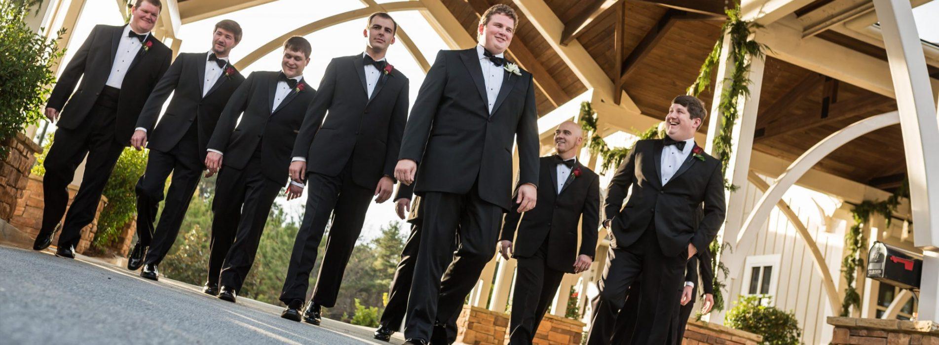 Online Tuxedo Rental - black tie BY LORI