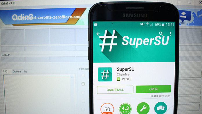 Easy root Android 5.1.1 on Samsung Galaxy S6 and S6 Edge G920T G925T G925w8 G925F in 2 minutes