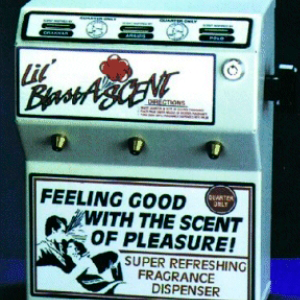 Burst of Scent Machine-Mens Ladies Fragrances