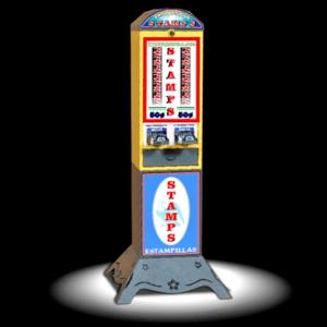 Postal Stamp Postage Vending Machine Dispenser