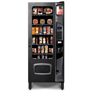 OVM-MPZ Frozen Foods, Novelties And Icecream Vending Machines