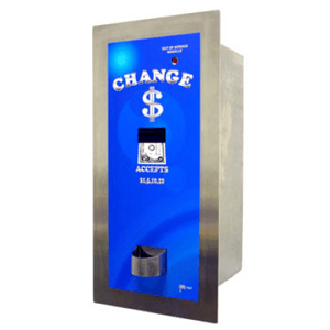 AC8005 Platinum Series Rear Load Bill Changer  High Security