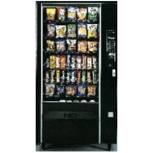 AP LCM 3 GF Snack Automatic Products Vending Machine Merchandiser