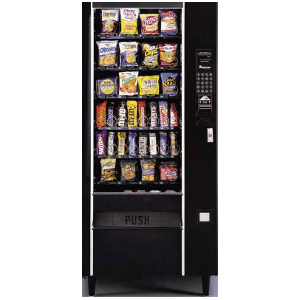 AP LCM1 GFSnack Automatic Products Vending Machine Merchandiser