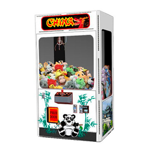China Crane Merchandiser - Skill Claw Impulse Machine
