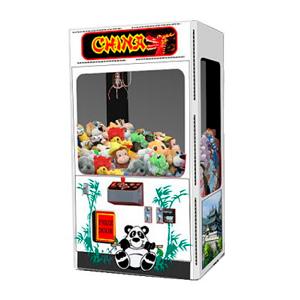 China Crane Merchandiser - Skill Claw Impulse Machine