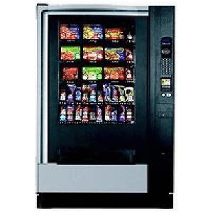 Crane 455 Frozen Gourmet Food National Vendors Vending Machine